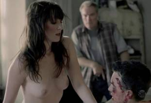 isidora goreshter nude for sex as they watch on shameless 3077 11