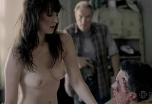 isidora goreshter nude for sex as they watch on shameless 3077 12