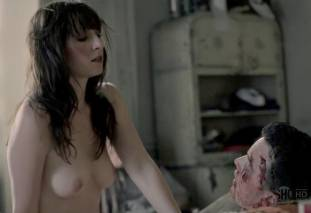 isidora goreshter nude for sex as they watch on shameless 3077 14