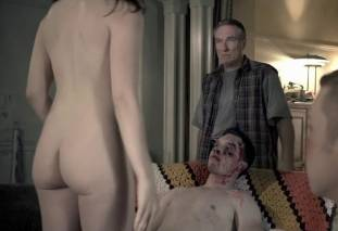 isidora goreshter nude for sex as they watch on shameless 3077 4