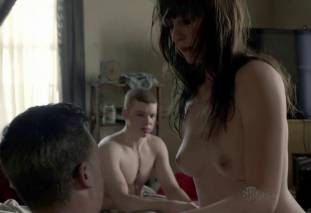 isidora goreshter nude for sex as they watch on shameless 3077 7