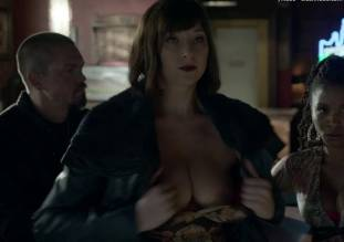 isidora goreshter topless flash in shameless 1898 2