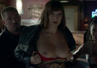 isidora goreshter topless flash in shameless 1898 8