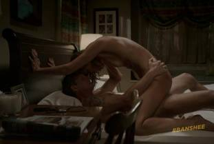 ivana milicevic nude on top in banshee sex scene 5679 5