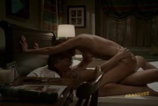 ivana milicevic nude on top in banshee sex scene 5679 6