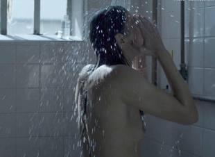 ivana milicevic nude shower scene on banshee 8977 14
