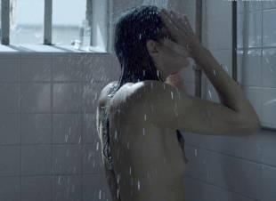 ivana milicevic nude shower scene on banshee 8977 15
