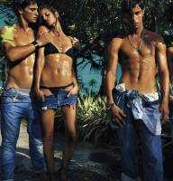 izabel goulart topless with one too many men 4156 5