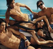 izabel goulart topless with one too many men 4156 7