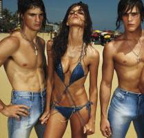izabel goulart topless with one too many men 4156 8