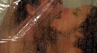 jaime ray newman nude sex in the shower in rubberneck 7723 5