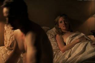 janel moloney topless sex scene in brotherhood 4021 20