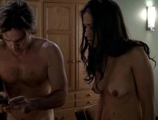 janina gavankar naked in dressing room on true blood 1859 13