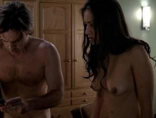 janina gavankar naked in dressing room on true blood 1859 14