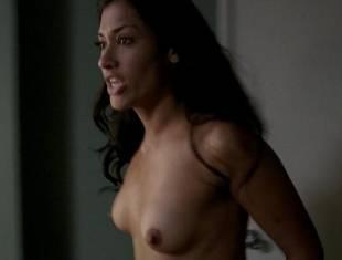 janina gavankar naked in dressing room on true blood 1859 4