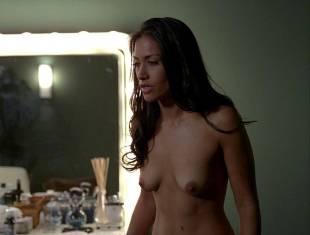 janina gavankar naked in dressing room on true blood 1859 7