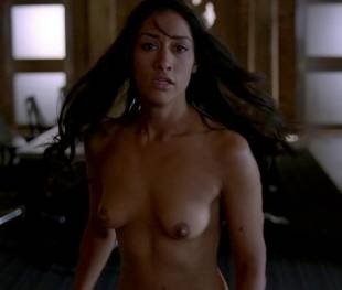janina gavankar naked in true blood vampire headquarters 1275 1