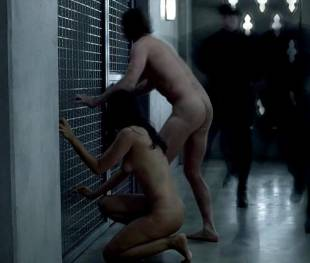 janina gavankar naked in true blood vampire headquarters 1275 12