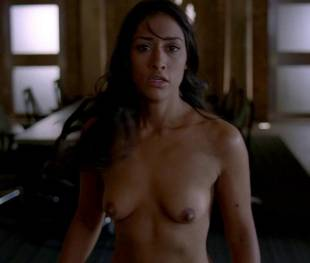 janina gavankar naked in true blood vampire headquarters 1275 2