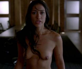 janina gavankar naked in true blood vampire headquarters 1275 3