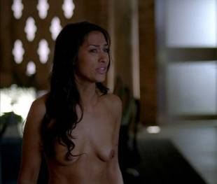 janina gavankar naked in true blood vampire headquarters 1275 6