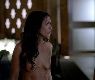 janina gavankar naked in true blood vampire headquarters 1275 7