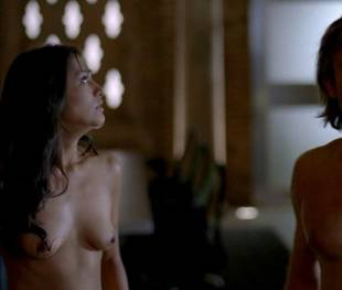 janina gavankar naked in true blood vampire headquarters 1275 9