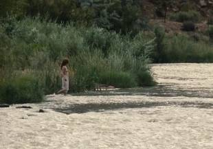 january jones topless in sweetwater aka sweet vengeance 1595 2