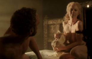 jeany spark nude and full frontal in da vinci demons 5528 27