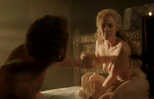 jeany spark nude and full frontal in da vinci demons 5528 28
