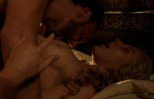 jeany spark nude and full frontal in da vinci demons 5528 3