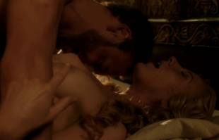 jeany spark nude and full frontal in da vinci demons 5528 4
