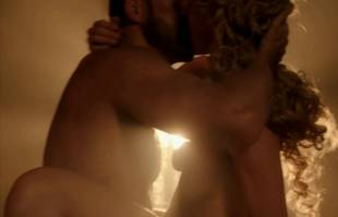 jeany spark nude and full frontal in da vinci demons 5528 6