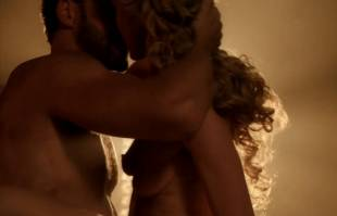 jeany spark nude and full frontal in da vinci demons 5528 7