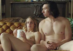 jemima kirke nude full frontal in girls 8126 15