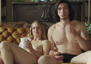 jemima kirke nude full frontal in girls 8126 16