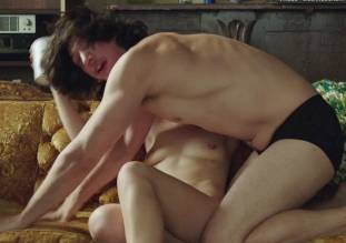 jemima kirke nude full frontal in girls 8126 7