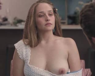 jemima kirke topless breast grabs attention on girls 6214 9