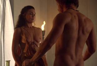 jenna lind topless on spartacus blood and sand 1307 6