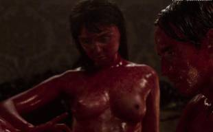 jessica barden nude with billie piper in penny dreadful 2305 11