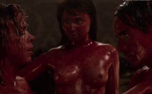 jessica barden nude with billie piper in penny dreadful 2305 12