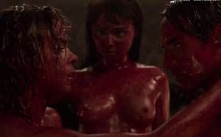 jessica barden nude with billie piper in penny dreadful 2305 13