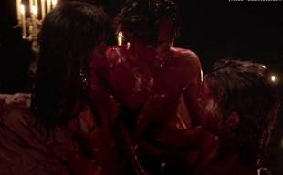 jessica barden nude with billie piper in penny dreadful 2305 19