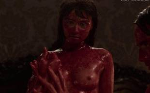 jessica barden nude with billie piper in penny dreadful 2305 7