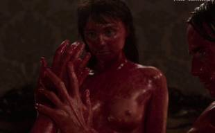 jessica barden nude with billie piper in penny dreadful 2305 9