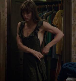 jessica biel topless for a glimpse in the sinner 5387 13