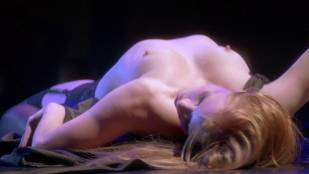 jessica chastain topless on the stripper pole in jolene 1627 21