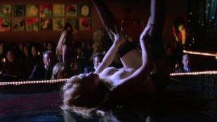 jessica chastain topless on the stripper pole in jolene 1627 32