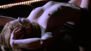 jessica chastain topless on the stripper pole in jolene 1627 37