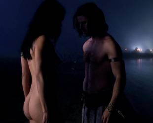 jessica clark nude full frontal and fast on true blood 6242 6
